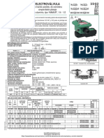 Electrovalvula Mando Asistido Serie 551 Asco