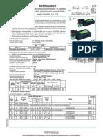 Distribuidor Neumatico Serie 551 Asco