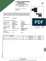 Conector En175301-803 Asco