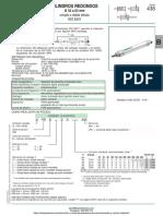 Cilindro Numatics Iso 6431