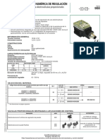 Caja Numerica de Regulacion Asco
