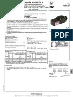 Cabeza Magnetica Atex Serie Wblp Asco