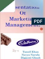 Cadbury STP