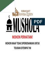 Mush Ola