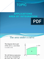 CO3 Area by Integration&Centroid