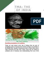 Gandhi the Voice of India
