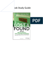 Lost and found book study guide