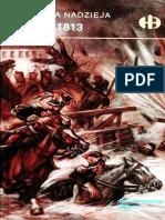 Historyczne Bitwy 034 - Lipsk 1813, Jadwiga Nadzieja.pdf