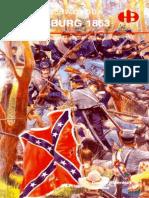 Historyczne Bitwy 042 - Gettysburg 1863, Grzegorz Swoboda.pdf