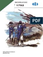 Historyczne Bitwy 038 - Valmy 1792, Bogdan Borucki.pdf