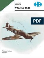 Historyczne Bitwy 039 - Wielka Brytania 1940, Wacław Król.pdf