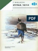 Historyczne Bitwy 035 - Berezyna 1812, Robert Bielecki.pdf