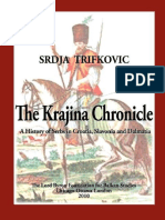 The Krajina Chronicle_ a Histor - Srdja Trifkovic