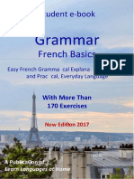 French Grammar Basic