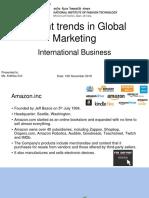 global marketing trends