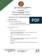 USePAT Announcement Revised Version MCP 091919 v3