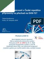 TK MPO - připravenost domácností na DVB-T2, 19.11.2019