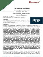 Harish Chandra and Ors vs State of UP 29112002 ALu021133COM603900
