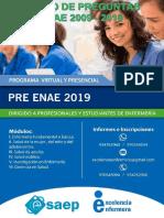 Banco Enae 2019