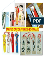 Computerized Bookmark