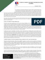 Namfrel E-Newsletter Vol 1 Issue 41 111710,