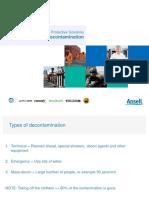 APS - Decontamination