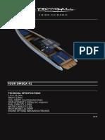 Yaht Technohull OMEGA 41 Custom Build