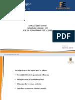 management accounts sample