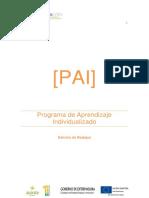 PAI Badajoz
