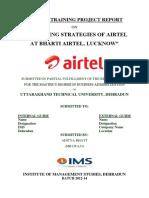 marketingstrategiesofairtelreport-140424132715-phpapp01