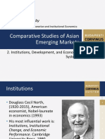 Comparative Studies on Asian