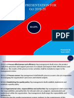 IATF Top Management Requirements