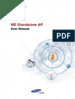 WE Standalone AP User Manual