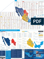 Mexico's Industrial Logistics Map 2019 Vfsdp