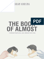The Book of Almost by Brian Khrisna