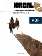 Tome 19 - La Forteresse Invisible