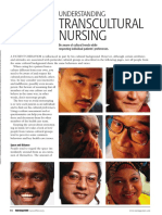 Understanding Transcultural Nursing.2