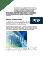 Tecnica Cromatograficos