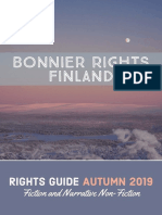 Bonnier Rights Finland_Rights Guide_Autumn 2019_Fiction and Narrative Non-Fiction_HiRes