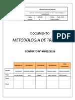 DOC-003 Rev.B Metodologia de Trabajo Concentrador.docx