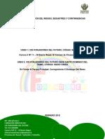 Plan de Gestión Del Riesgo, Desastres y Contingencia