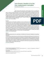 Interconexão Entre Direito e Bioética [Unidade 1]