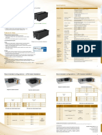 FusionModule2000 Smart Modular Data Center Datasheet