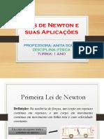 Leis de Newton e Suas Aplicações