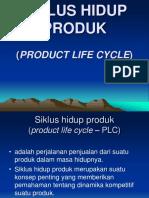 siklus hidup produk
