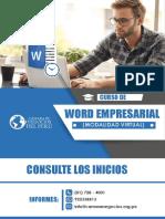 word empresarial