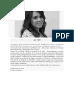 CVs_Ana Farré & Oriol Lugo