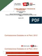 II c. Macrorregional Dr. Deza Prácticas Colusorias