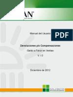 Plantilla devoluciones de iva