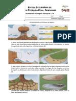 1_ficha de Trabalho - Paisagens Geológicas Sedimentares